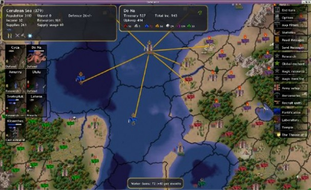 Dominions 4: Thrones of Ascension Torrent Download