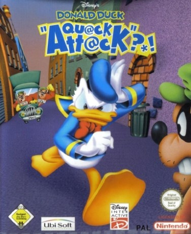 Donald Duck: Goin' Quackers Free Download