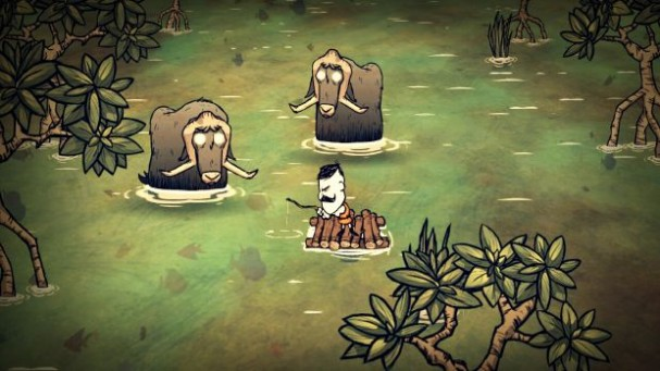 Don't Starve: Shipwrecked PC Crack