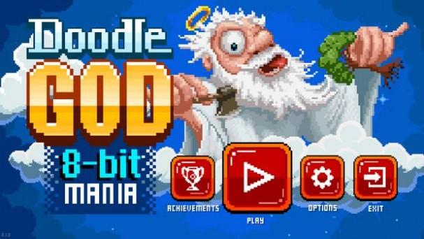 Doodle God: 8-bit Mania Torrent Download