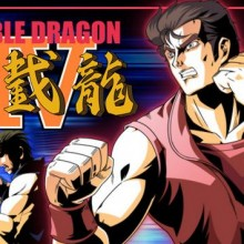 Double Dragon IV Game Free Download