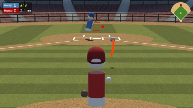 Double Play: 2-Player VR Baseball Torrent Download