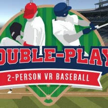 Double Play: 2-Player VR Baseball Game Free Download