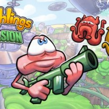 Doughlings: Invasion Game Free Download