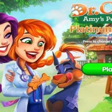 Dr. Cares - Amy's Pet Clinic Platinum Edition Game Free Download