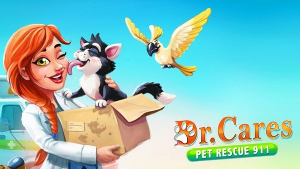 Dr. Cares Pet Rescue 911 Platinum Edition Free Download