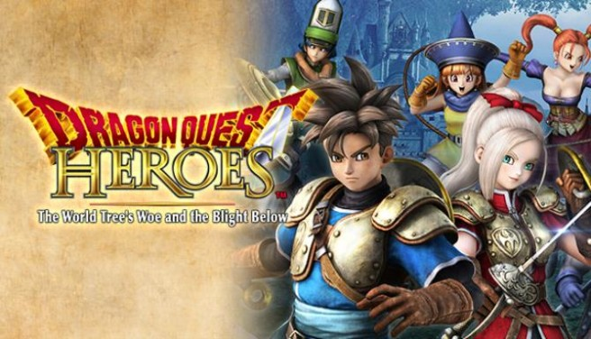 DRAGON QUEST HEROES? Slime Edition Free Download
