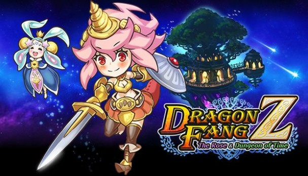 DragonFangZ The Rose & Dungeon of Time Free Download