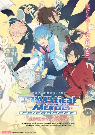 DRAMAtical Murder Re:Connect Free Download