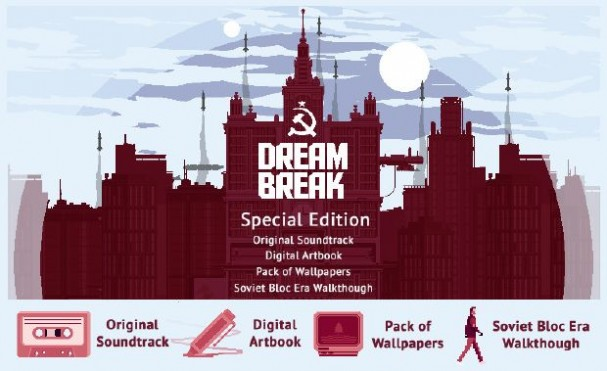 DreamBreak PC Crack