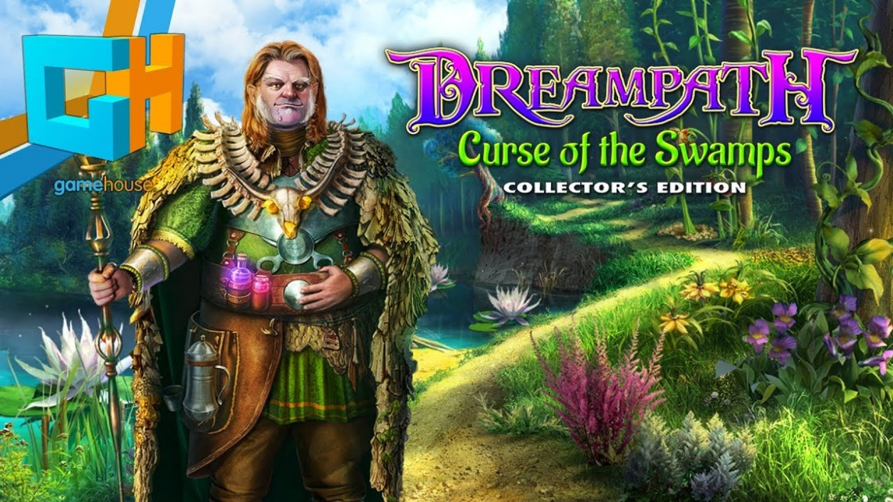 Image result for dreampath curse of the swamps walkthrough