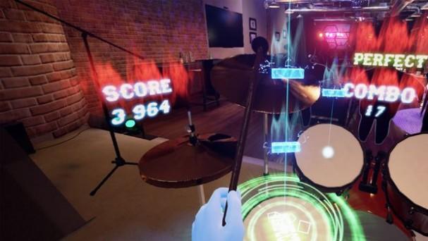 Drummer Talent VR PC Crack