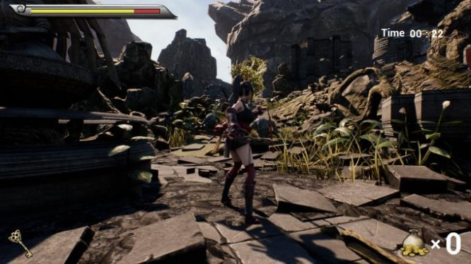Dual Blade ~ Battle of The Female Ninja ~ Torrent Download