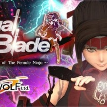 Dual Blade ~ Battle of The Female Ninja ~ Game Free Download
