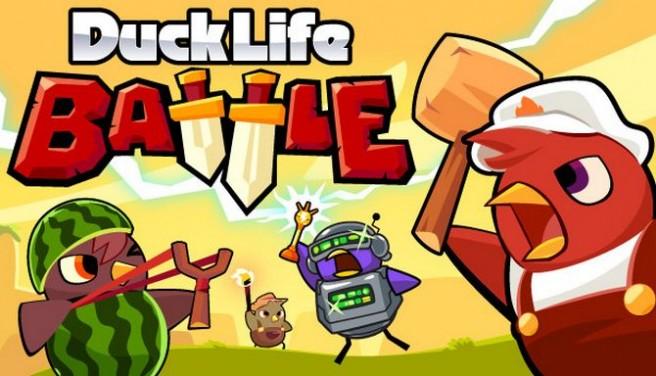 Duck Life: Battle Free Download