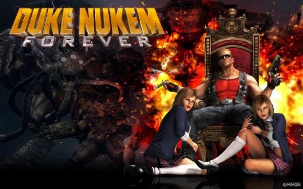 Duke Nukem Forever Free Download