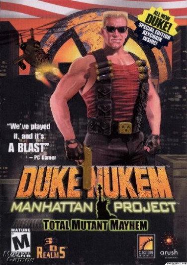 Duke Nukem: Manhattan Project Free Download