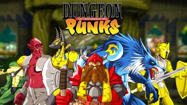 Dungeon Punks Free Download