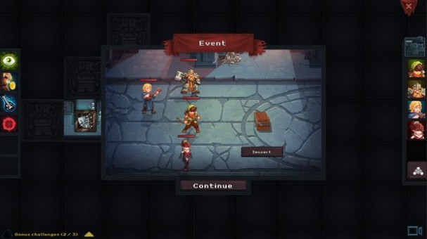 Dungeon Rushers: Crawler RPG PC Crack