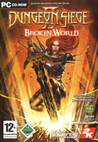 Dungeon Siege II (Inclu Broken World) Free Download