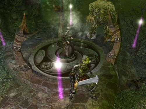 Dungeon Siege II (Inclu Broken World) Torrent Download