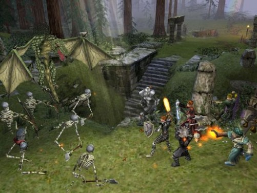 Dungeon Siege Torrent Download