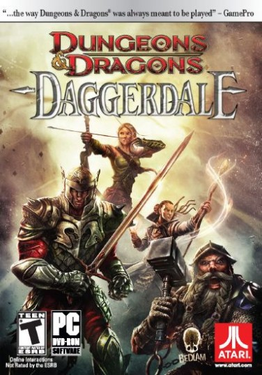 Dungeons and Dragons: Daggerdale Free Download