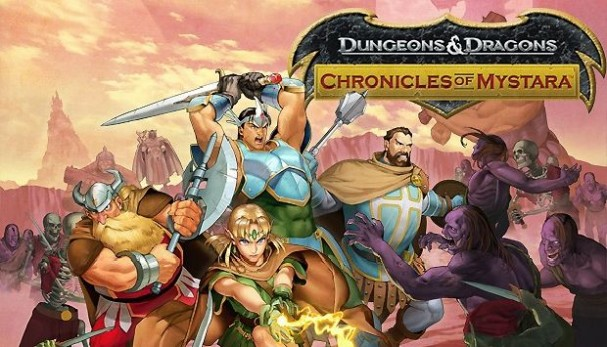 Dungeons & Dragons: Chronicles of Mystara Free Download