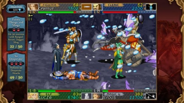 Dungeons & Dragons: Chronicles of Mystara PC Crack