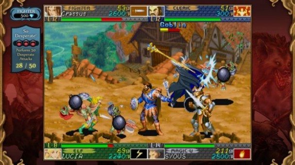 Dungeons & Dragons: Chronicles of Mystara Torrent Download