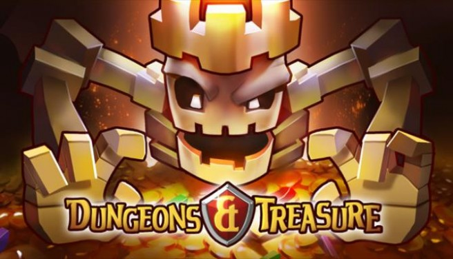 Dungeons & Treasure VR Free Download