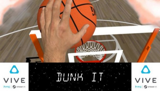 Dunk It VR Basketball Free Download