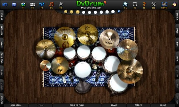 DvDrum, Ultimate Drum Simulator! Torrent Download