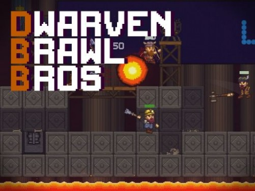 Dwarven Brawl Bros Free Download