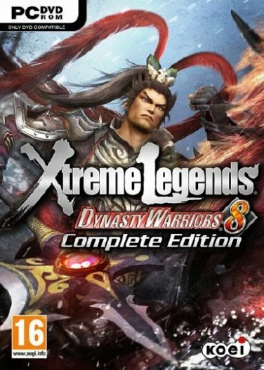 DYNASTY WARRIORS 8: Xtreme Legends Complete Edition Free Download