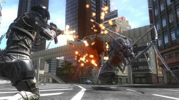 EARTH DEFENSE FORCE 4.1 The Shadow of New Despair Torrent Download