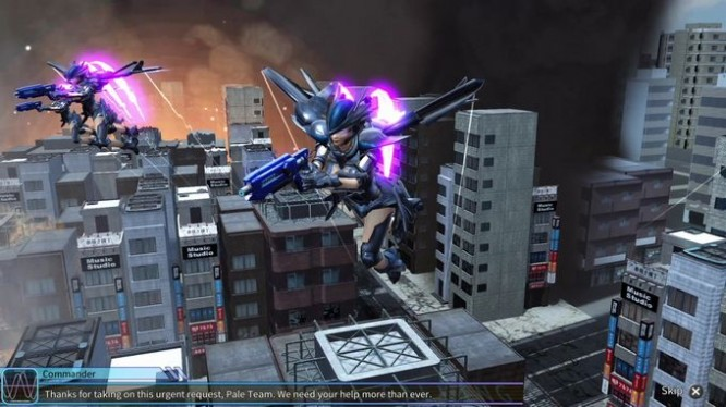 EARTH DEFENSE FORCE 4.1 WINGDIVER THE SHOOTER Torrent Download