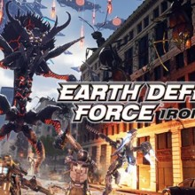 EARTH DEFENSE FORCE: IRON RAIN (v1.01) Game Free Download