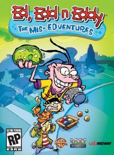 Ed, Edd n Eddy: The Mis-Edventures Free Download
