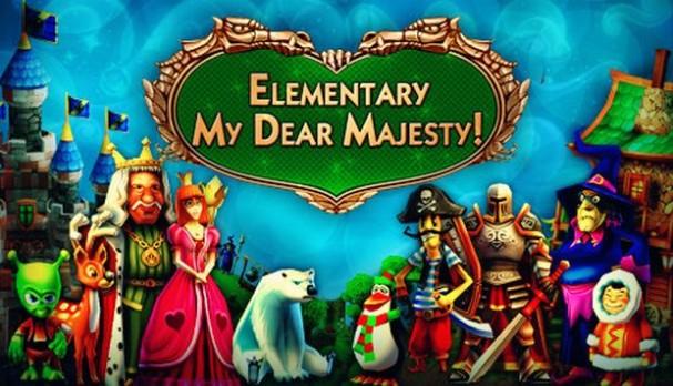 Elementary My Dear Majesty! Free Download