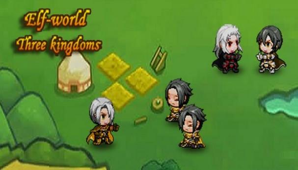 Elf-World Three Kingdoms- Free Download