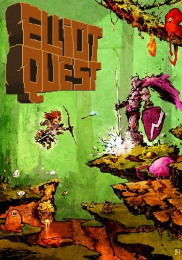 Elliot Quest Free Download