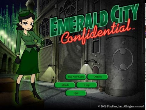 Emerald City Confidential Torrent Download