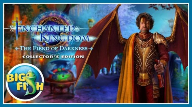 Enchanted Kingdom: The Fiend of Darkness Collector's Edition Free Download
