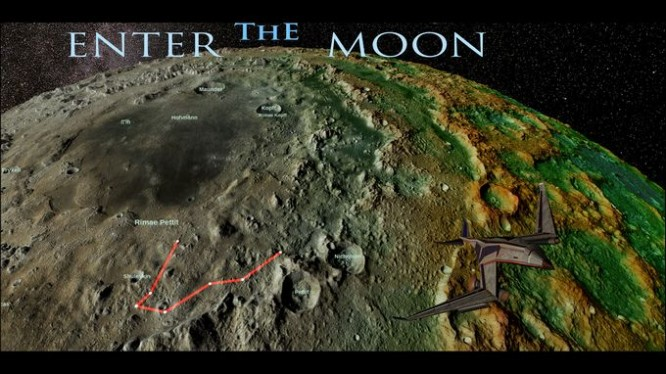Enter The Moon PC Crack