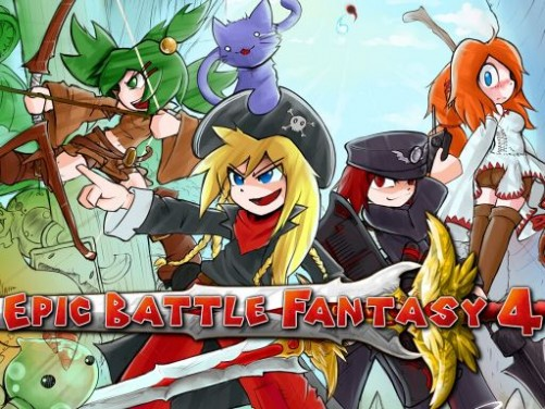 Epic Battle Fantasy 4 Free Download