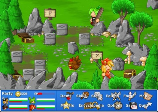 Epic Battle Fantasy 4 Torrent Download