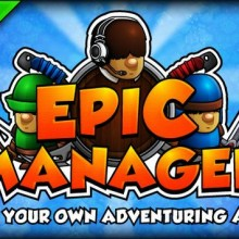 Epic Manager (v1.2) Game Free Download