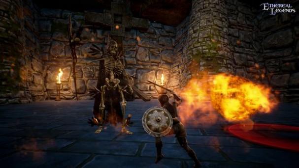 Ethereal Legends Torrent Download