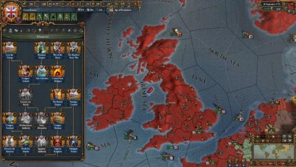 Europa Universalis IV: Rule Britannia Torrent Download